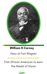 First African American to win Medal of Honor